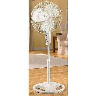 Oscillating Power Table Fan  Bionaire Appliances Fans Floor Fans