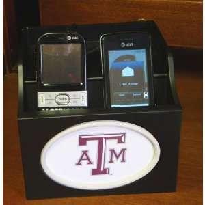 Texas A&M Aggies TAMU NCAA Charging Station: MP3 Players