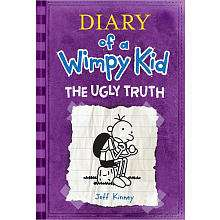 Diary of a Wimpy Kid   The Ugly Truth   Harry N. Abrams   Toys R
