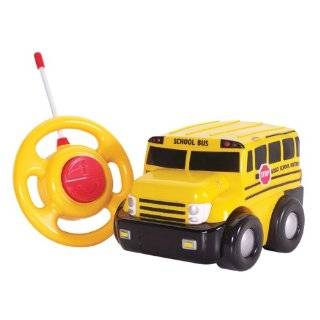 Kid Galaxy My 1st RC GoGo Fire Truck: Toys & Games