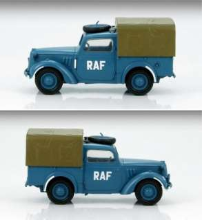 1301 Tilly Light Utility Car Royal Air Force 1940s 1/48 Scale