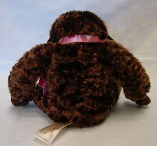 Love Heart You Kissing Squeeze Talk Gorilla Monkey Doll