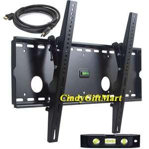 TILT LED LCD PLASMA TV WALL MOUNT BRACKET 32 37 42 45 46 47 50 52 60