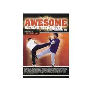 Awesome Kicking Techniques DVD by Gary Lam: Sports
