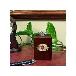 Indiana Hoosiers Official Paper Clip Holder