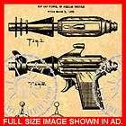 BUCK ROGERS Sonic RAY GUN US Patent #426