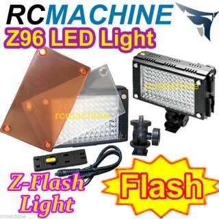 ZFlash Z96 LED Light for DSLR Rig Canon Sony DV Camera
