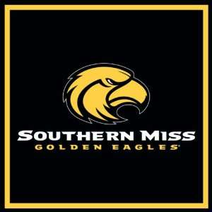 Cind Southern Miss. Golden Eagles Note Cube (8080229) Office Products