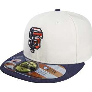 MLB San Francisco Giants Stars and Stripes Authentic On