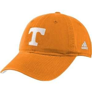 Tennessee Volunteers Ladies Orange Team Logo Adjustable Slouch Hat
