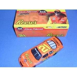 2004 NASCAR Action Racing Collectibles . . . Kevin Harvick #21 Reeses