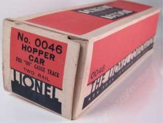 Lionel OO Gauge Complete Pre War Train Set Original package NM Metal