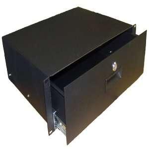 Space 19 Locking Rack Drawer for Rack Case 3U Deep