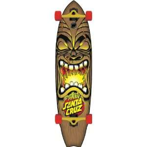 Cruz Big Wave Tiki Complete Cruiser (10.4 x 42.3) Sports & Outdoors