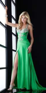 Bridal Bridesmaid Gown prom Ball Evening Dress 008