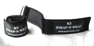 Strap N Wrap, Olympic Weight Lifting Collars from K2FSI