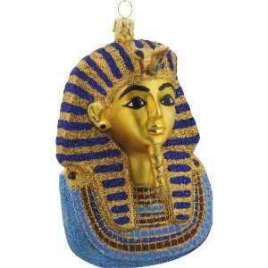 Glass Ornament, King Tut, Mias exclusive Mold: Everything