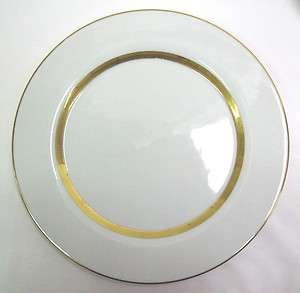 Paul McCobb/Jackson TIARA GOLD Profile Chop Plate/Platt