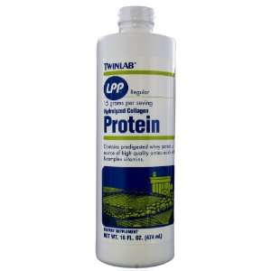 Hydrolyzed Liquid Collagen Protein 16 oz Health & Personal Care