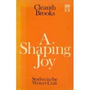 Craft (University Paperbacks) (9780416776706) Cleanth Brooks Books
