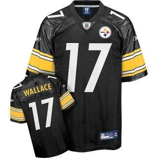Pittsburgh Steelers Reebok Pittsburgh Steelers Mike Wallace Replica