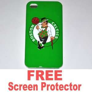 Boston Celtics Iphone 4g Case Hard Case Cover for Apple Iphone4 4g