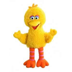 Gund Big Bird Full Body Puppet Toys & Games
