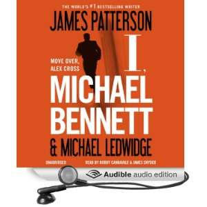 James Patterson, Michael Ledwidge, Bobby Cannavale, Jay Snyder Books