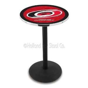Carolina Hurricanes NHL Hockey L214 Pub Table