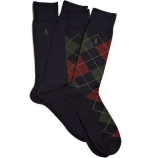 Accessories  Socks  Casual socks  Two Pairs Of Logo