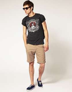 Jones Vintage  Jack & Jones Vintage Roam Tattoo Logo T Shirt at ASOS