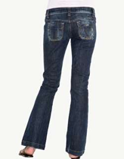 Miss Sixty  Miss Sixty Ferguson Slim Bootcut Jean at