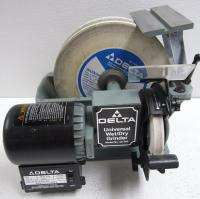 Delta 23 700 Universal 1/5 HP 10 Vertical Wheel Wet Dry Sharpener