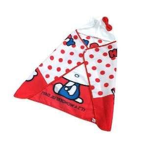 Hello Kitty pocket blankets w/ hoodie