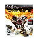 Twisted Metal (Limited Edition)**Complete**!! (Sony Playstation 3