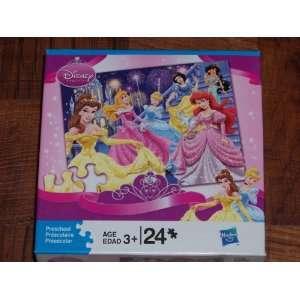 Disney Princess 24 Piece Jigsaw Puzzle (Assembled Size