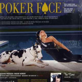 poker face dave aude remix b2 poker face album version b3 poker face