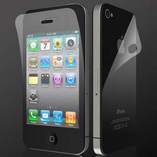 Luxury Silver Edge Brushed Metal Aluminum Hard Case For iPhone4 4G/4S
