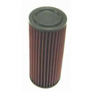 ENGINEERING E 9060 Air Filter; Round; H 11.313 in.; ID 2.75 in
