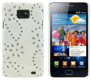 Samsung i9100 Galaxy S2 Bling Diamond Case Tasche Etui Cover Hülle