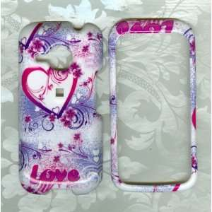 LOVE KISS VERIZON HTC DROID ERIS 6200 PHONE COVER CASE