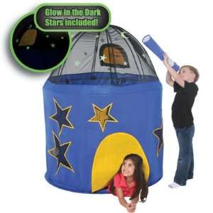 Kids Glow in the Dark Planetarium Play Structure Toys & Games