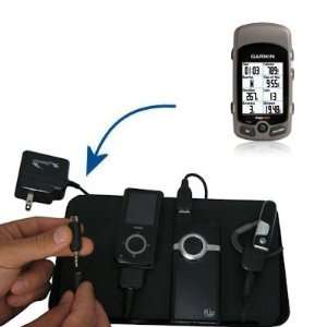 Gomadic Universal Charging Station for the Garmin Edge 605