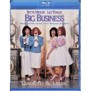 Big Business [Blu ray] Bette Midler, Lily Tomlin, Fred