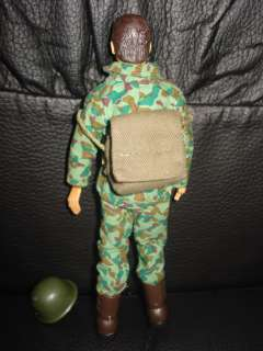 Vintage Madelman Soldier Man Action Figure 1970s