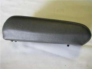 Volvo 240 740 940 Center Console Armrest Lid w/Cup Holders