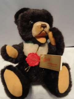 Vintage Hermann Original Teddy Bear Gold Label Excellent Condition 11