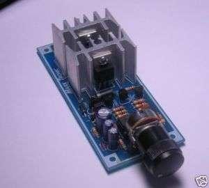 DC Motor Speed Control HHO / PWM 12V/24V 30A Max