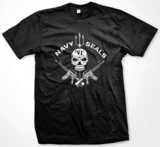 Navy Seals Mens T shirt US Armed Forces Special Taskforce Service