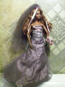 DEAD CORPSE BRIDE GOTH GOTHIC WEDDING AA BARBIE Monster OOAK HALLOWEEN